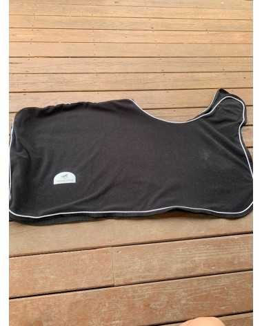 Black Smartpak Pony Quarter Sheet