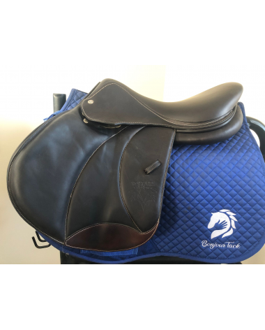 """17.5"""" Voltaire Palm Beach saddle - 2019 - 2AA"""