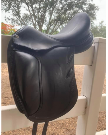 CWD dressage saddle