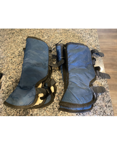 Full set of 4 Toklat Fleece Lined Shipping Boots