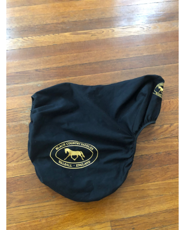 Black Country Saddle Cover