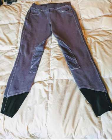 Women's pull on Jean style breeches