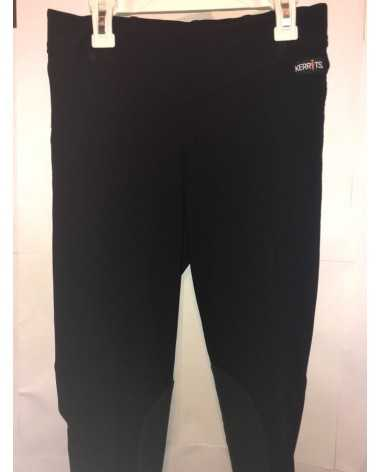 KERRITS Black Riding Pants