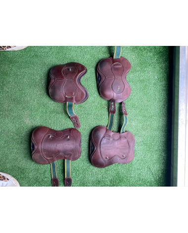 Show jumping boots