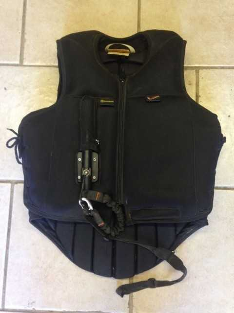 P2-RS Hybrid Racesafe Body Protector
