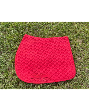 RED All Purpose Saddle Pad