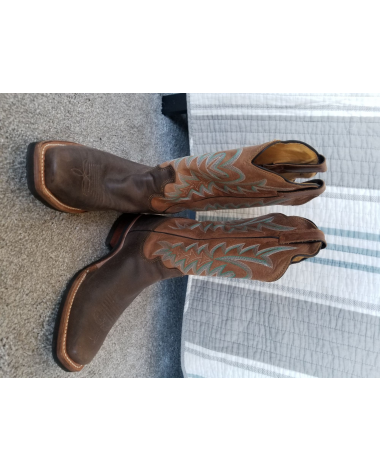 Justin Boots Yancy Western Boot