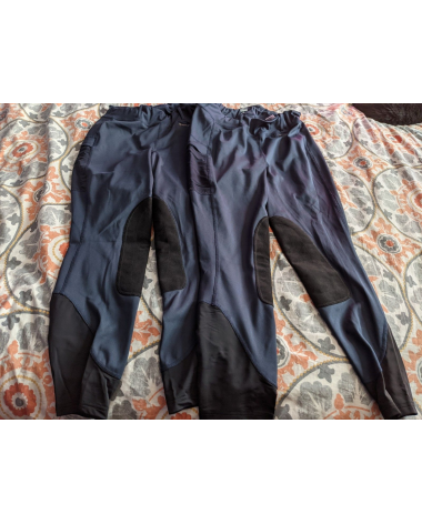 2 Pair Noble Outfitter Riding Tights Breeches