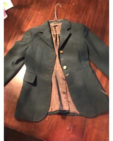 Hunt or show jacket in okay condition