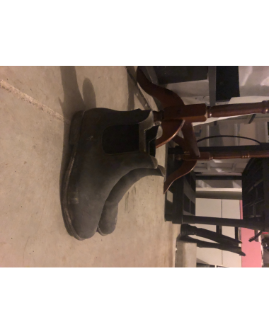 Rubber paddock boots