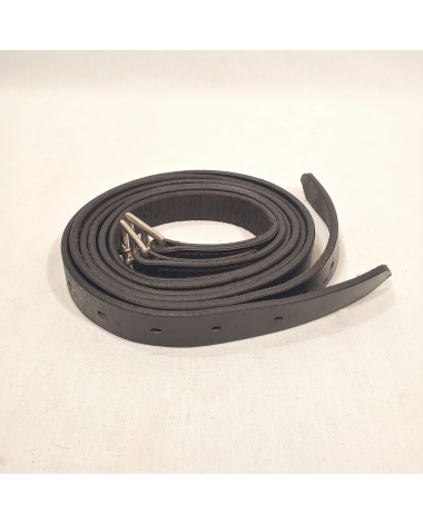 """Unlined Stirrup Leathers - 54"""""""