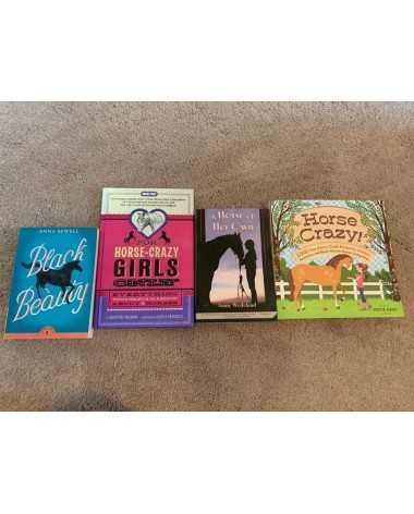4 great horse books for girls