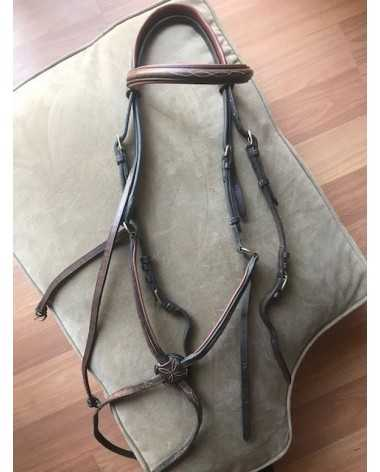 Hervé Godignon Renaissance Bridle with Paris Figure 8 nose band