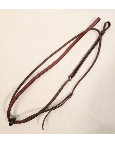 Edgewood Fancy Stitched Raised Standing Martingale - Full