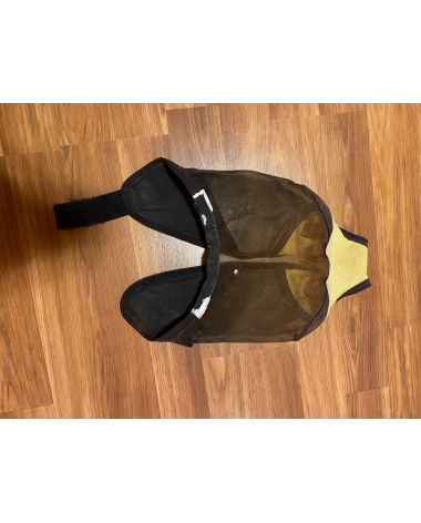 Yellow No Ear Fly Mask
