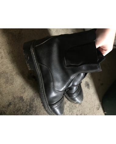 Youth size 5 paddock boots