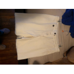 White On Course Premier full seat breeches