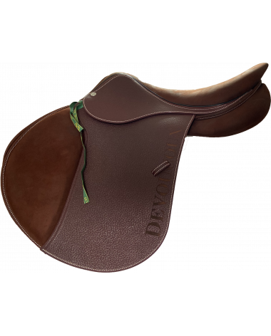 DEVOUCOUX Hunter/Jumper BIARRITZ S   17   1A Flaps Brand New with tag!