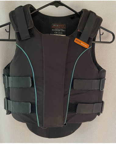 Airowear Outlyne body protector/eventing vest